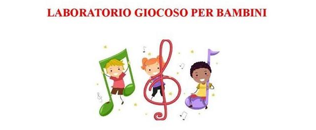 """Laboratorio musicale per bambini alla biblioteca comunale Stelio Mattioni per il progetto """"Playing for Change Day – unire il mondo attraverso la musica"""""""